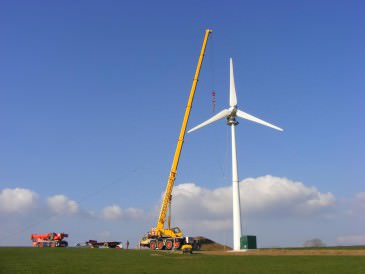 Windpower Investment & Financing