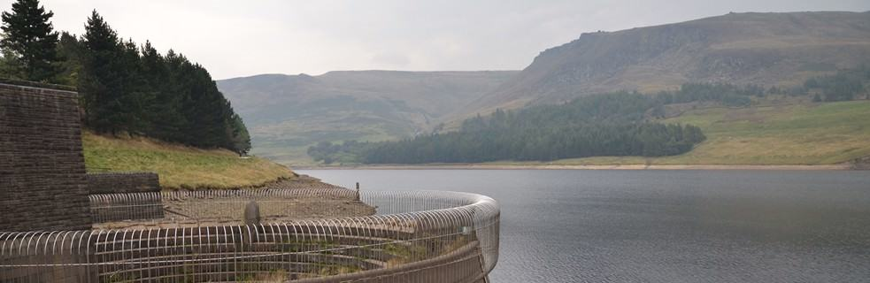 Dovestone Reservoir – Saddleworth Community Hydro site