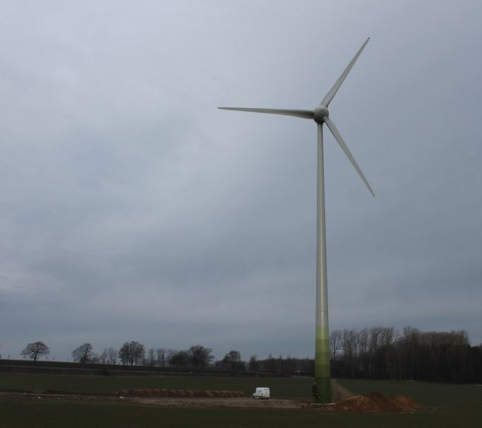 The Enercon E48 800 kW Wind Turbine
