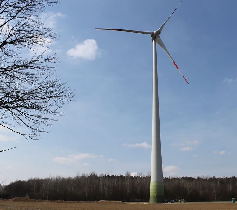 The Enercon E82 E2 2300 kW Wind Turbine