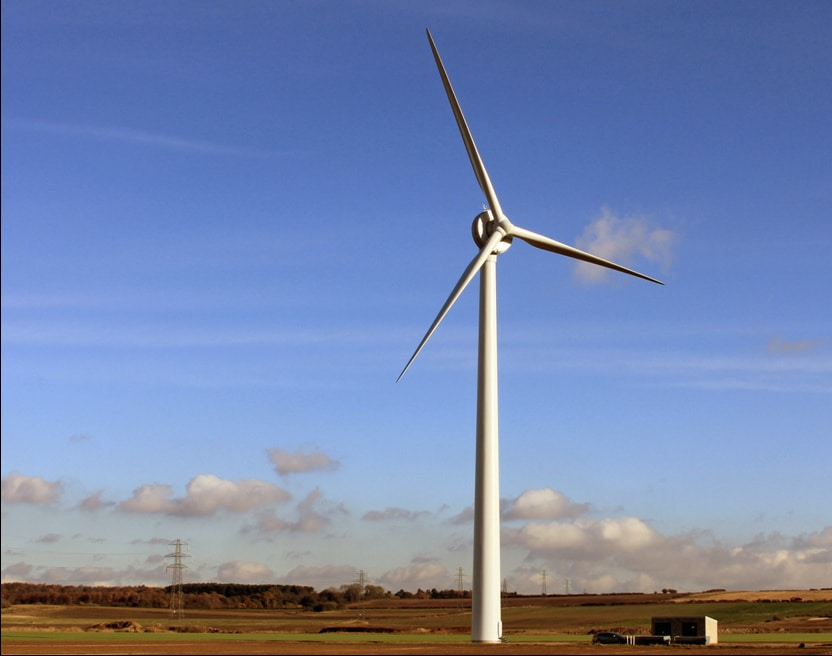 The EWT DW52 900kW Wind Turbine