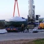 Baulker Farm Turbine generator