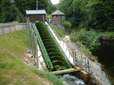 River Dart Country Park – 50 kW Archimedes Screw