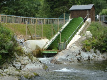 River Dart Country Park hydro scheme