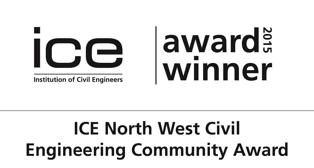 Renewables First win North West Institute of Civil Engineers Award 2015