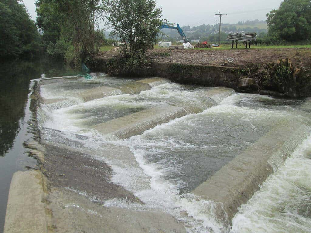 Fish Pass Design and Construction