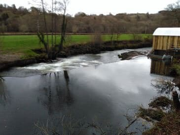 Beasley Weir hydro scheme - Renewables First