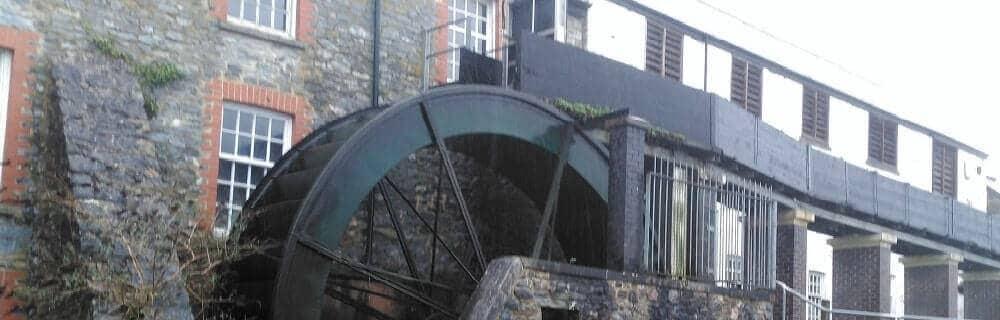 Case Study: Buckfast waterwheel hydroelectric scheme