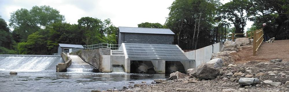 Radyr Weir hydropower scheme featured in British Hydropower Association Spotlight publication