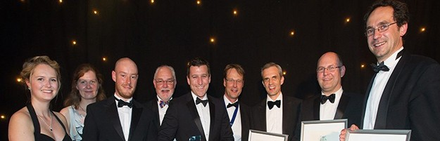 Radyr Weir hydro award – Best Civil Engineering project in Wales